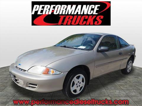 2001 Chevrolet Cavalier for sale in New Waterford, OH