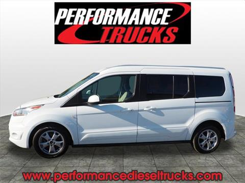 2014 Ford Transit Connect Wagon for sale in New Waterford, OH