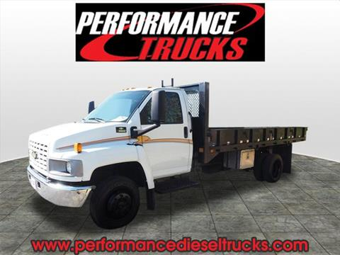 2006 Chevrolet C5500 for sale in New Waterford, OH