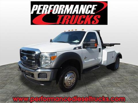 2012 Ford F-450 for sale in New Waterford, OH