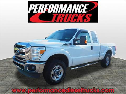 2013 Ford F-250 Super Duty for sale in New Waterford, OH