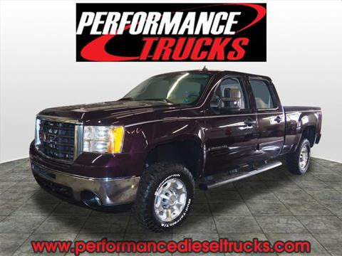 2009 GMC Sierra 2500HD for sale in New Waterford, OH