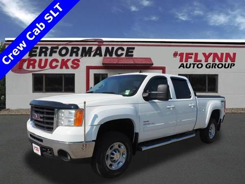 2010 GMC Sierra 2500HD for sale in New Waterford, OH