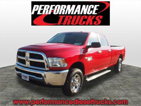 2013 RAM Ram Pickup 2500 for sale in New Waterford, OH