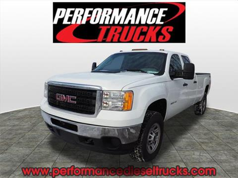 2013 GMC Sierra 2500HD for sale in New Waterford, OH