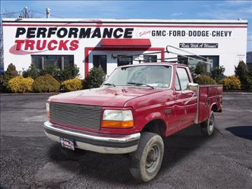 1993 Ford F-250 for sale in New Waterford, OH