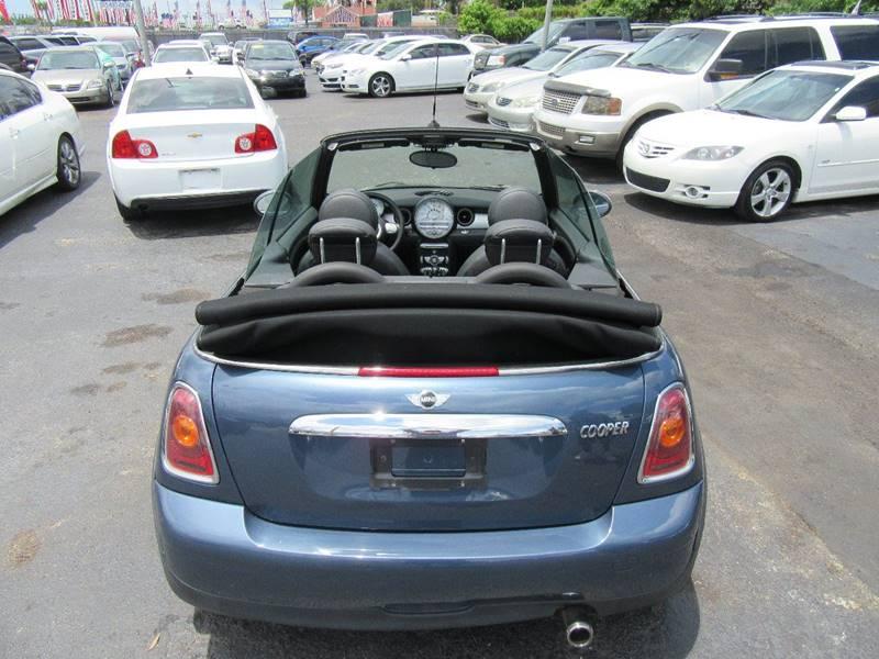 2009 MINI Cooper 2dr Convertible - Miami FL