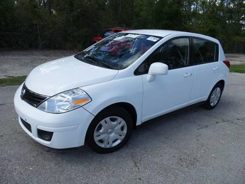 2012 Nissan Versa for sale in Miami, FL