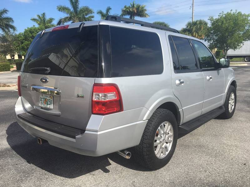 2012 Ford Expedition 4x2 XLT 4dr SUV - Miami FL