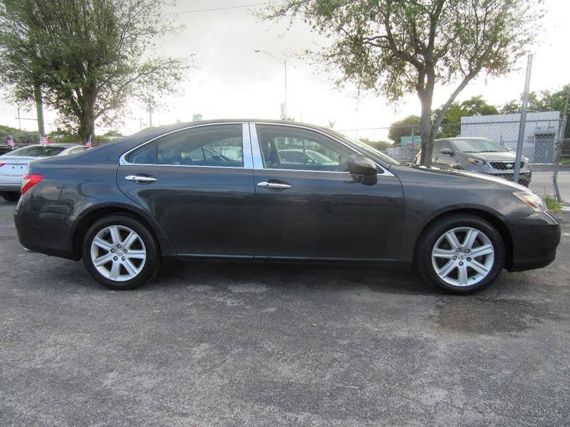 2009 Lexus ES 350 4dr Sedan - Miami FL