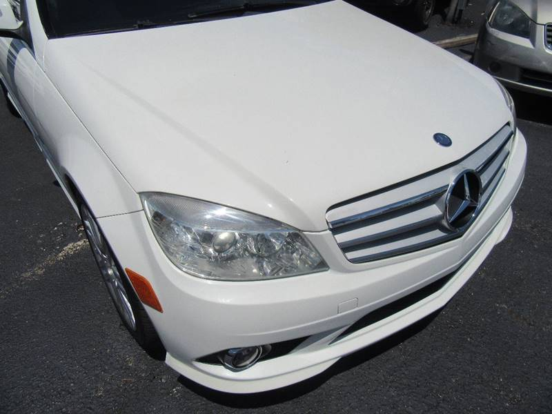 2008 Mercedes-Benz C-Class C 300 Sport 4dr Sedan - Miami FL