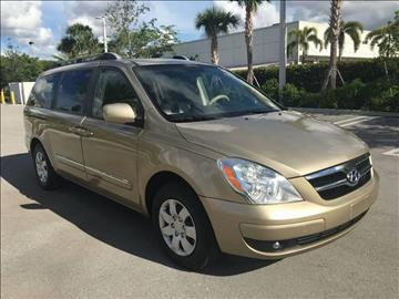 2007 Hyundai Entourage for sale in Miami, FL