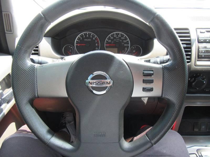 2010 Nissan Pathfinder 4x2 S FE+ 4dr SUV - Miami FL