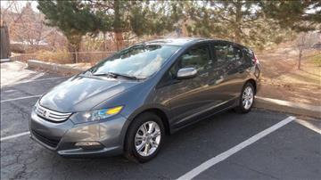 2010 Honda Insight for sale at QUEST MOTORS in Englewood CO
