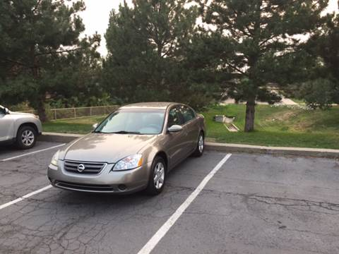 2003 Nissan Altima for sale at QUEST MOTORS in Englewood CO