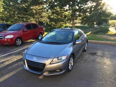 2012 Honda CR-Z for sale at QUEST MOTORS in Englewood CO