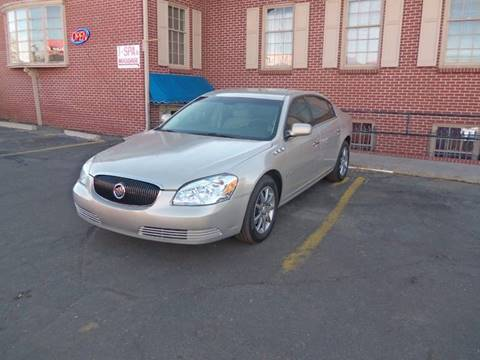 2007 Buick Lucerne for sale at QUEST MOTORS in Englewood CO