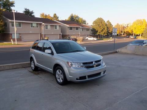 2012 Dodge Journey for sale at QUEST MOTORS in Englewood CO