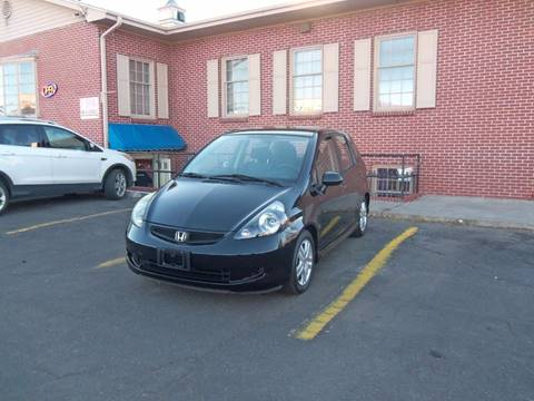 2008 Honda Fit for sale at QUEST MOTORS in Englewood CO