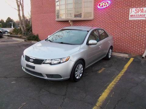 2012 Kia Forte for sale at QUEST MOTORS in Englewood CO