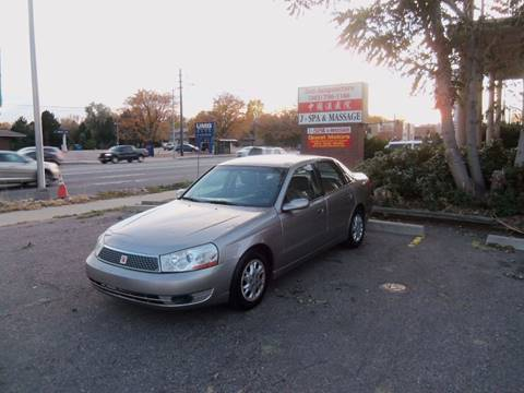 2003 Saturn L-Series for sale at QUEST MOTORS in Englewood CO