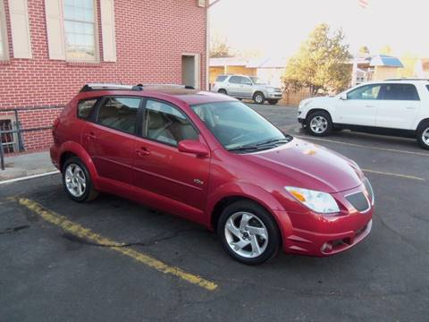 2005 Pontiac Vibe for sale at QUEST MOTORS in Englewood CO