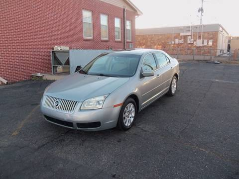 2006 Mercury Milan for sale at QUEST MOTORS in Englewood CO