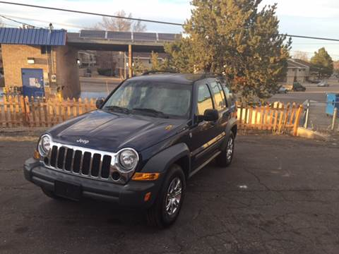 2006 Jeep Liberty for sale at QUEST MOTORS in Englewood CO