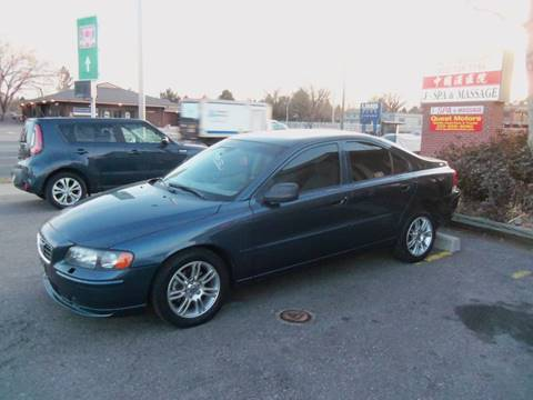 2007 Volvo S60 for sale at QUEST MOTORS in Englewood CO