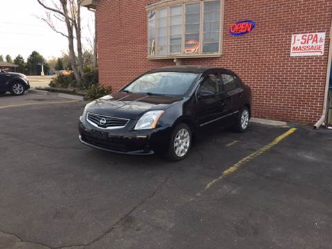 2010 Nissan Sentra for sale at QUEST MOTORS in Englewood CO