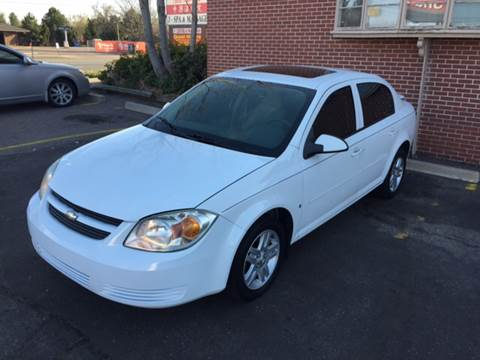2007 Chevrolet Cobalt for sale at QUEST MOTORS in Englewood CO