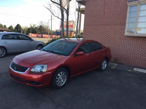 2009 Mitsubishi Galant for sale at QUEST MOTORS in Englewood CO