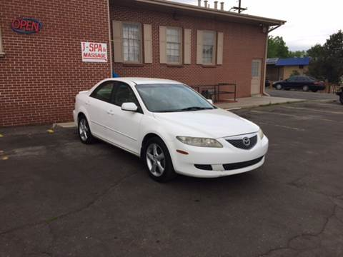 2005 Mazda MAZDA6 for sale at QUEST MOTORS in Englewood CO