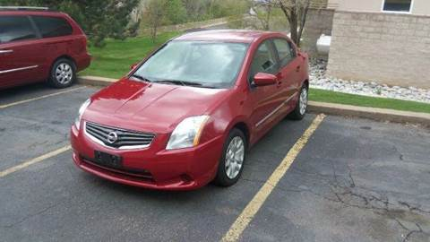 2011 Nissan Sentra for sale at QUEST MOTORS in Englewood CO