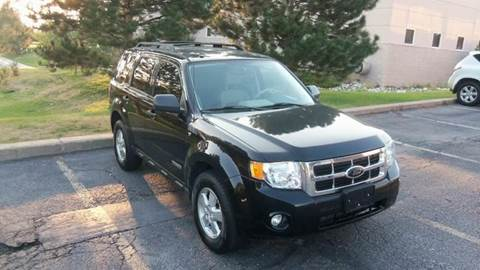 2008 Ford Escape for sale at QUEST MOTORS in Englewood CO