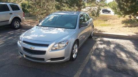 2011 Chevrolet Malibu for sale at QUEST MOTORS in Englewood CO