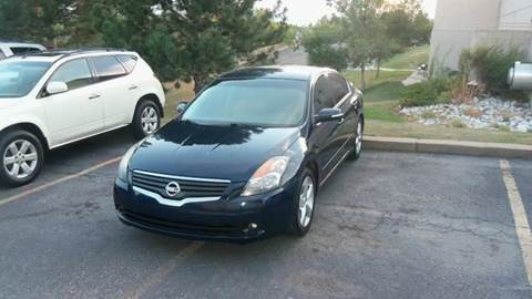 2007 Nissan Altima for sale at QUEST MOTORS in Englewood CO