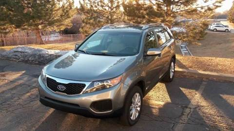 2011 Kia Sorento for sale at QUEST MOTORS in Englewood CO
