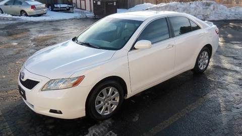 2007 Toyota Camry for sale at QUEST MOTORS in Englewood CO