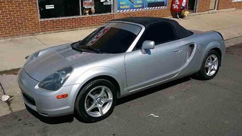 2002 Toyota MR2 Spyder For Sale In Denver, CO