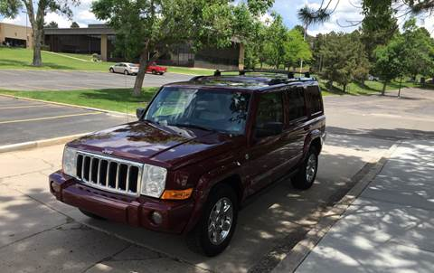 2007 Jeep Commander for sale in Englewood, CO