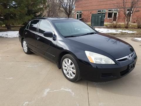 2006 Honda Accord for sale in Englewood, CO