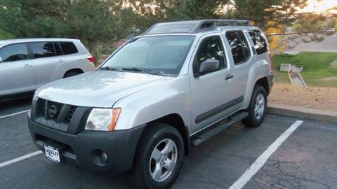 2007 Nissan Xterra for sale at QUEST MOTORS in Englewood CO