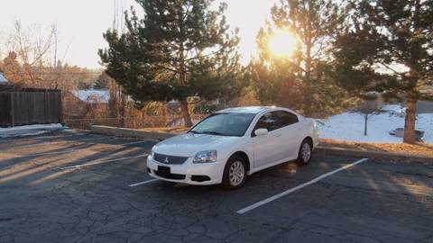 2012 Mitsubishi Galant for sale at QUEST MOTORS in Englewood CO