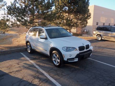 2007 BMW X5 for sale at QUEST MOTORS in Englewood CO