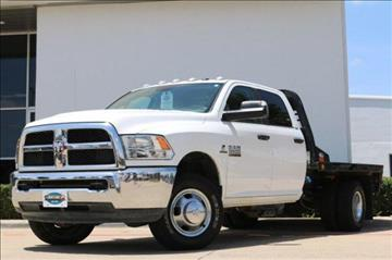 2016 RAM Ram Chassis 3500 for sale in Lewisville, TX