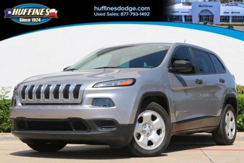 2014 Jeep Cherokee for sale in Lewisville, TX