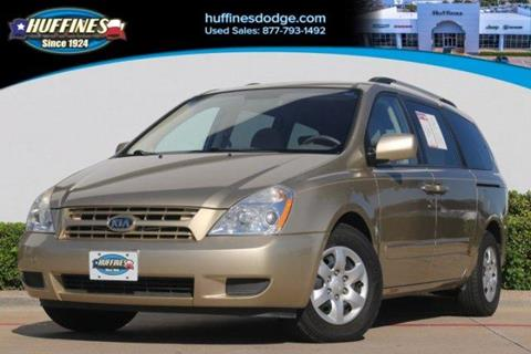 2009 Kia Sedona for sale in Lewisville, TX