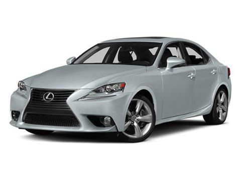 2014 Lexus IS 350 for sale in Lewisville, TX