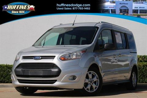 2014 Ford Transit Connect Wagon for sale in Lewisville, TX